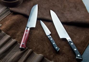 Afilado de cuchillos y tijeras