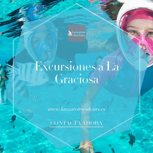 Excursión a La Graciosa en Lanzarote | Lanzarote Sea Tours