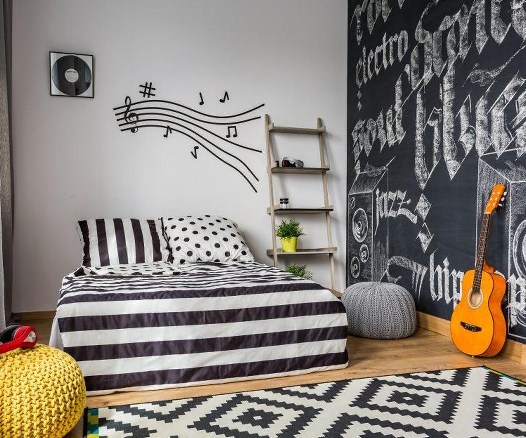 Ideas para decorar la habitación de un adolescente