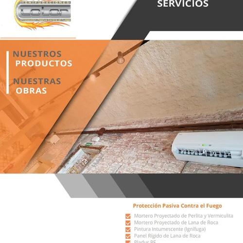 Catálogo Ignifugaciones Lotor S.L.