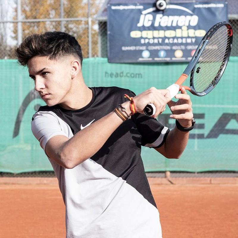 Competición anual: Programas de Equelite - Juan Carlos Ferrero Sport Academy