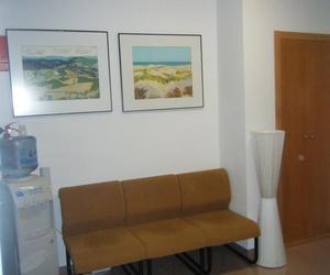 Sala de espera de la Clínica Dental Gregori Lloria