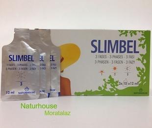 SLIMBEL TRES FASES en tu Centro dietetico Naturhouse Moratalaz