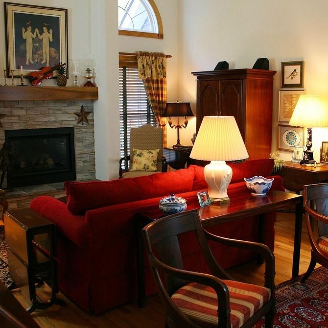 Conserva el calor de tu hogar gracias a las cortinas
