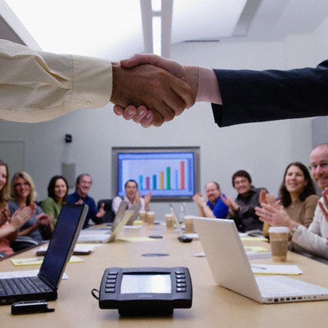 Consejos para organizar una sala de reuniones