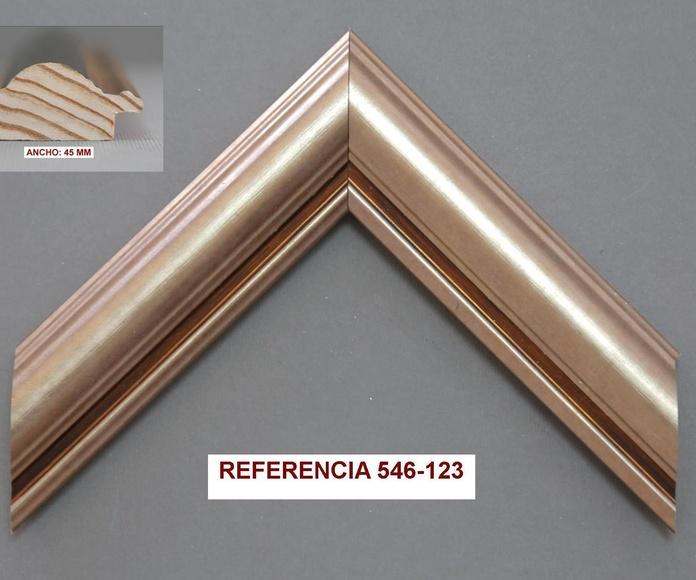 REF 546-123: Muestrario de Moldusevilla