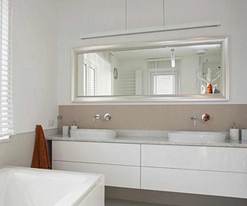 Decora tu baño al estilo vanguardista