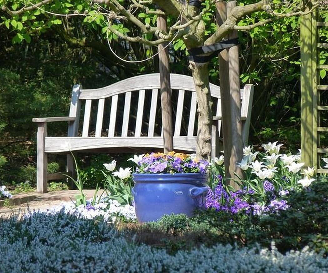 Consejos para el diseño de jardines pequeños