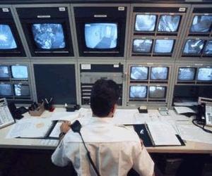 Control de seguridad mediante monitores