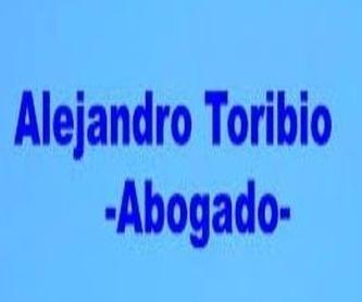 Derecho Penal: Especialidades de Alejandro Toribio Abogado
