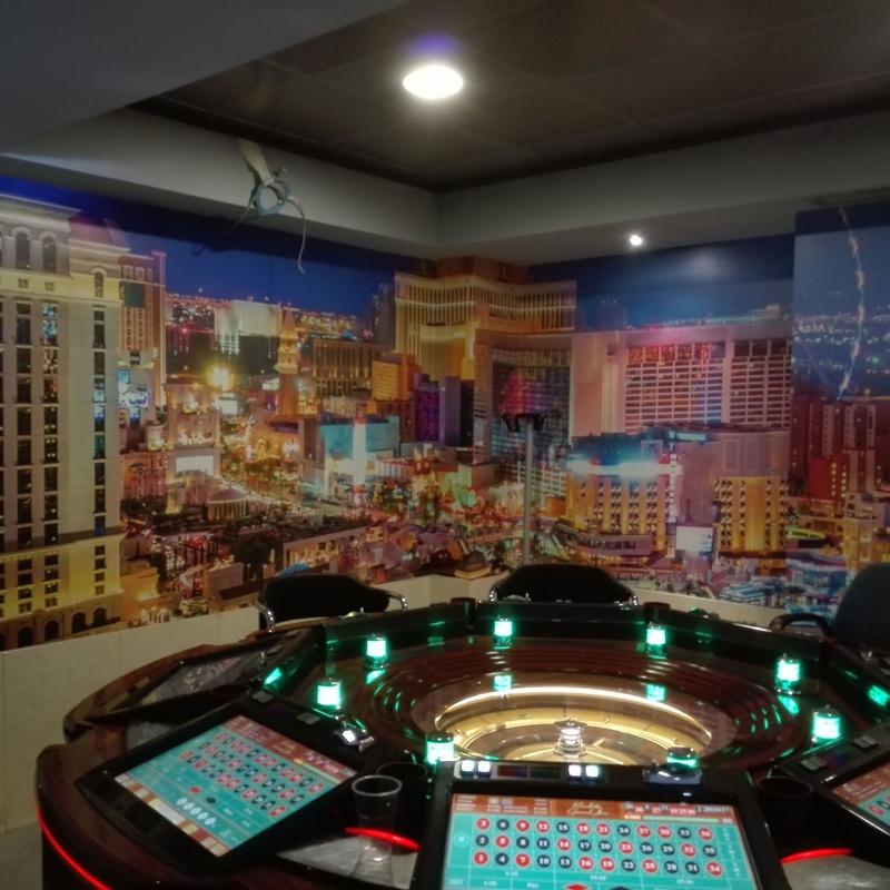 Impresión digital laminada como decoración interior en Madrid