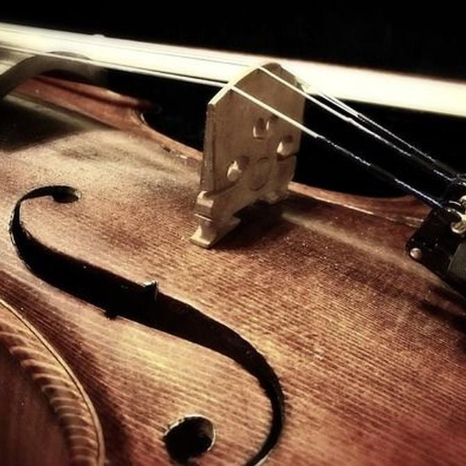 Los tipos de instrumentos