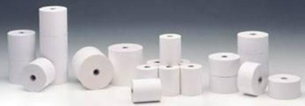 Rollos de papel: Productos  de Comercial Sacrida