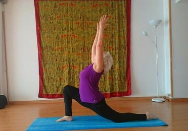 Yoga Terapéutico.