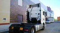 MAN TGX 18.480 XLX EURO5 10º ANIVERSARIO AUT. INTARDER LLANTAS ALU: Camiones de Autotruck Salamanca