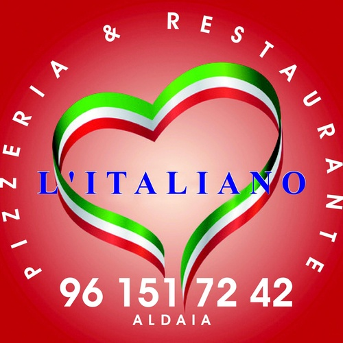 Restaurante italiano en Aldaia | RESTAURANTE PIZZERIA L'ITALIANO