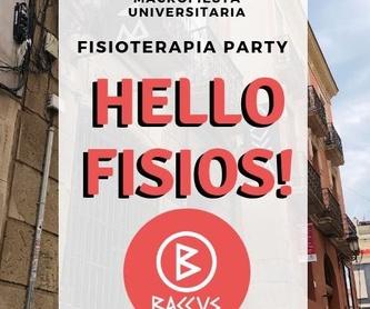 Celebración de eventos en Inverso: Servicios de Pub Baccus