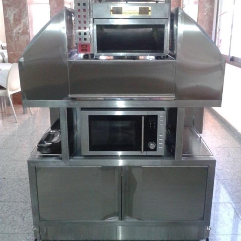 Muebles de buffet, muebles tostadora: Productos de Inoxmueble
