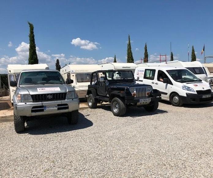 Venta, transporte e instalación de mobile home: Servicios de S O S Caravaning