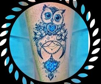Pintura y decoración de paredes: Nuestros servicios de Emotive Tattoo