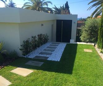 Jardines: Productos y servicios de Fantastic Gardens