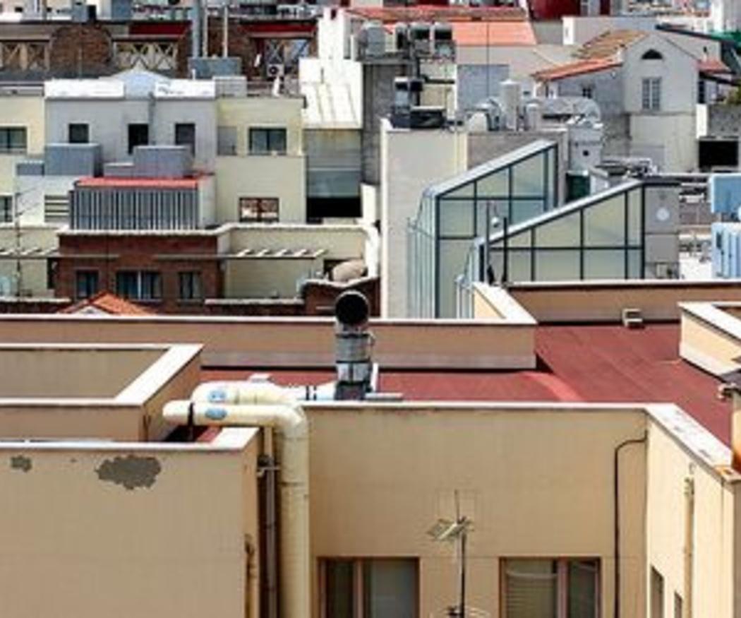 Algunos aspectos sobre la impermeabilización de terrazas