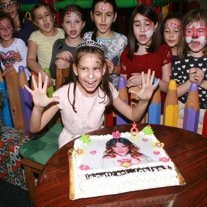 Algunas ideas para cumpleaños de niños de 10 años