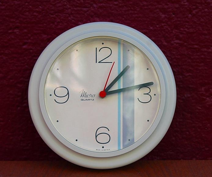 Reloj de pared Micro Quartz: Artículos  de Ruzafa Vintage
