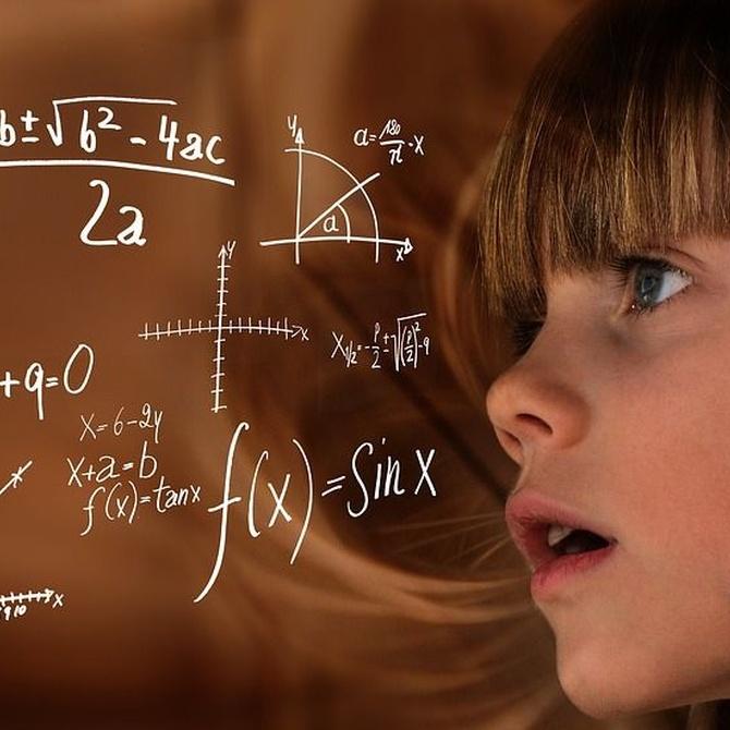 La discalculia y la ansiedad matemática son dos problemas distintos