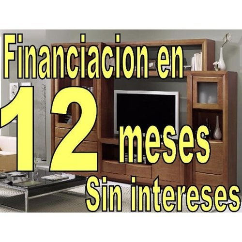 Financiación en 12 meses sin intereses