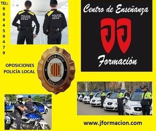 Curso Oposición Policía Local