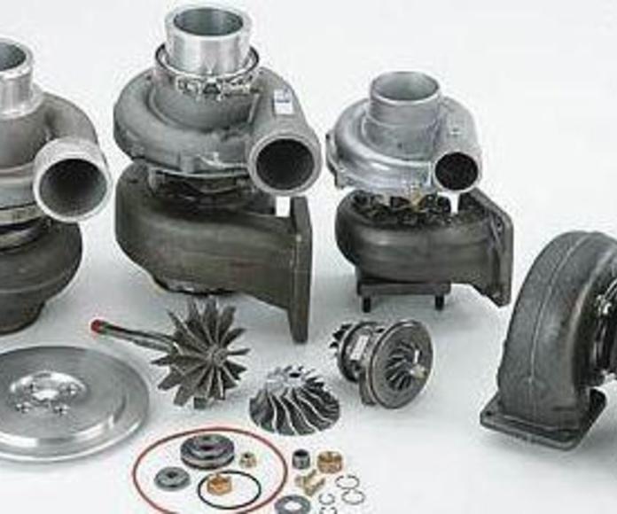Turbos: Servicios de Diesel Mainar