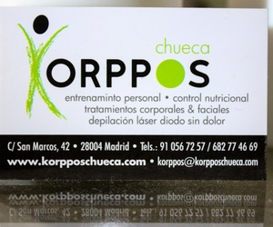Galería de Entrenamiento en Madrid | Korppos Chueca