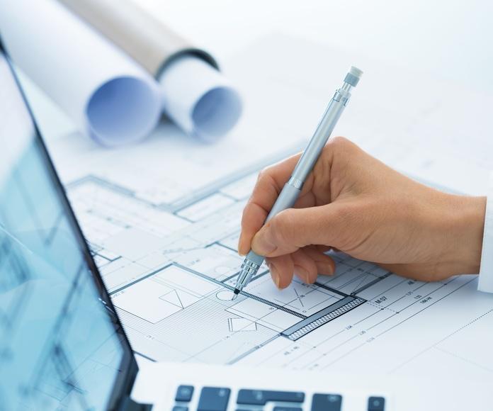 Proyectos, asesoramiento y dirección de obra: Servicios de Tecnotrol