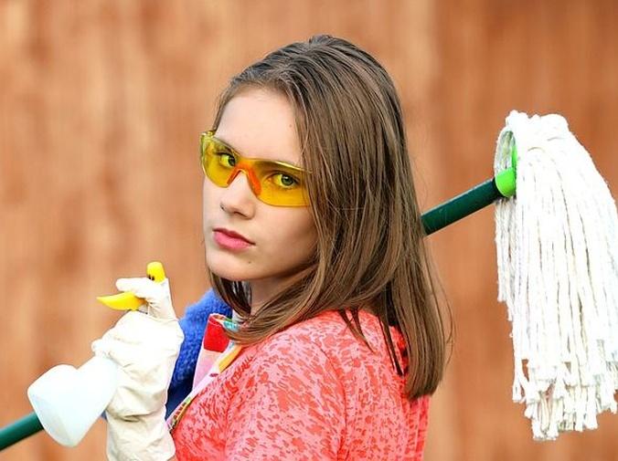 ¿Por dónde empezar en la limpieza diaria de una oficina?