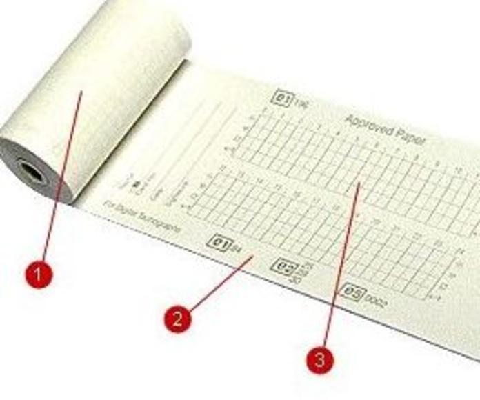 Papel impresora tacografo digital homologado Universal multimarca.