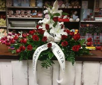 Decoración floral para todo tipo de eventos: Servicios de Floristería Albuerne