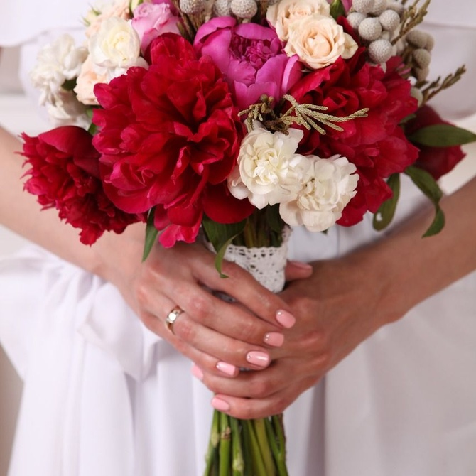 Las tendencias en ramos de novia
