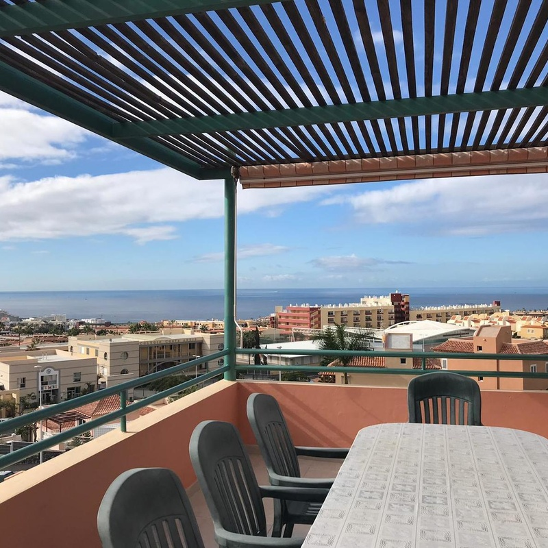 Atico 3 dormitorios, Residencial Los Almendros en El Madroñal, Costa Adeje : Compra y venta de inmuebles de Tenerife Investment Properties