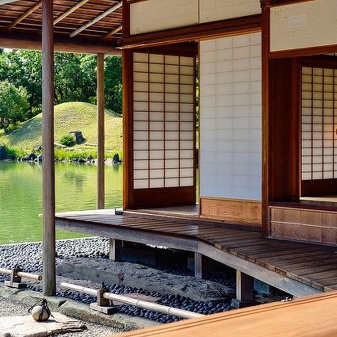 El origen de los paneles japoneses