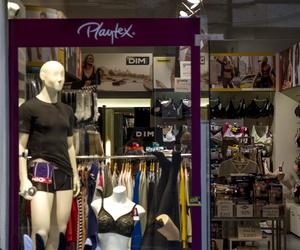 Tienda de ropa interior en Girona