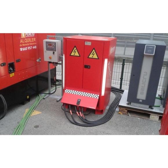Cuadros eléctricos fabricación: Servicios de Suministros Peretó