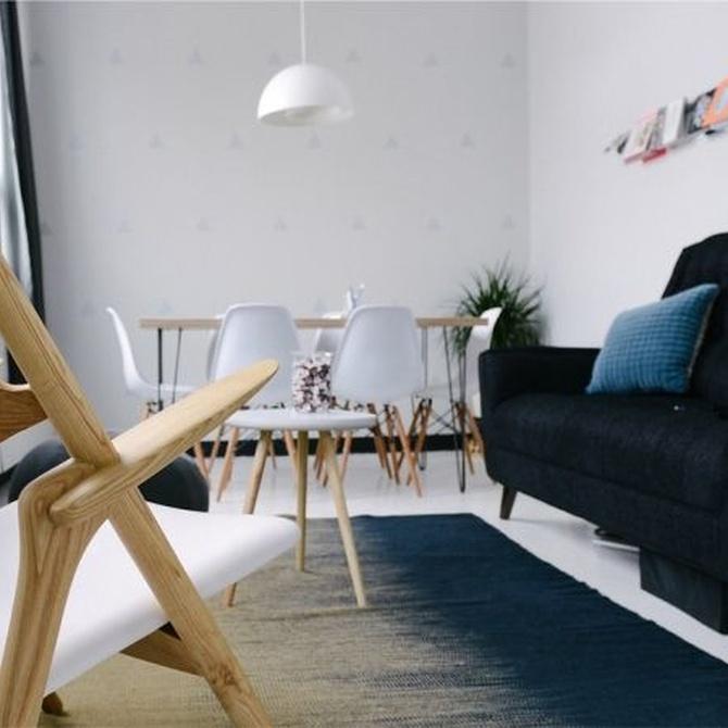 Transporte de muebles, sillas y sofás