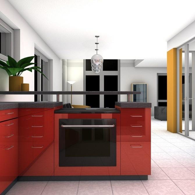 Gana espacio con tus muebles de cocina