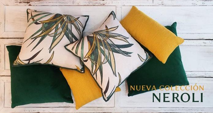 Nueva colección NEROLI: COLECCIONES de Casa Nativa