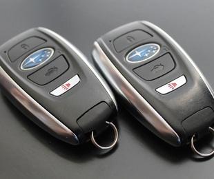 Copias de mandos de coche