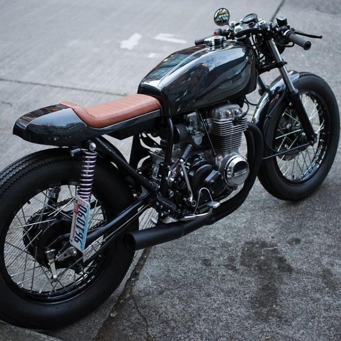 Restaurar motos antiguas gracias al cromado