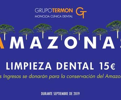 Grupo Termon Moncloa luchando por el Amazonas