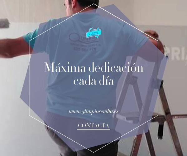 Empresa de limpieza y mantenimiento en Sevilla: Q Limpio