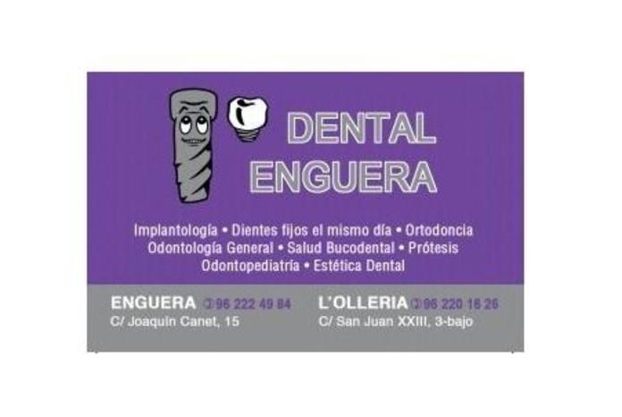 Nuestras clínicas: Especialidades  de Clínica Dental Enguera